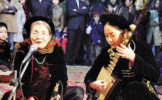 Nghệ nhân ca trù Nguyễn Thị Chúc qua đời