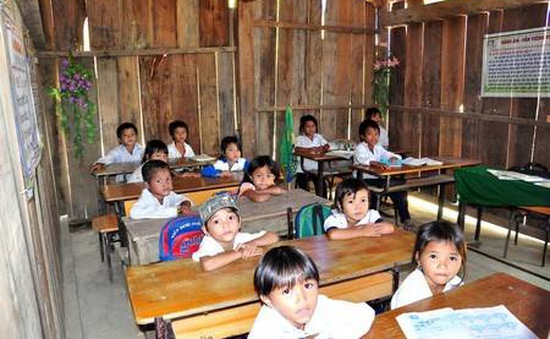 Quảng Nam tích cực đầu tư giáo dục vùng nông thôn