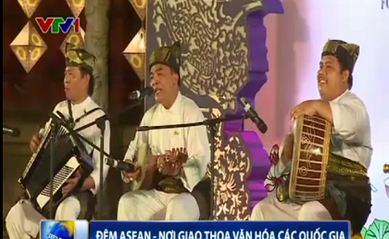 Đêm ASEAN - Nơi giao thoa văn hóa các quốc gia