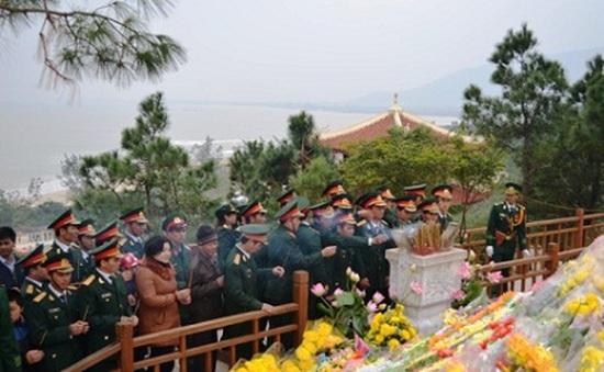Mở tuyến xe bus vào khu mộ Đại tướng Võ Nguyên Giáp