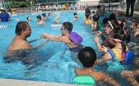 Thừa Thiên Huế hướng tới phổ cập dạy bơi trên toàn tỉnh