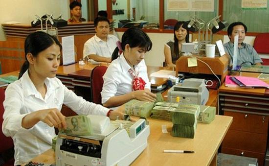Ngân hàng giảm vay mượn, gửi tiền nhau