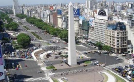 Argentina trình bày trước Liên Hợp Quốc về nguy cơ vỡ nợ