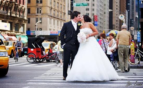 Chi phí đám cưới ở Mỹ ngày càng đắt đỏ