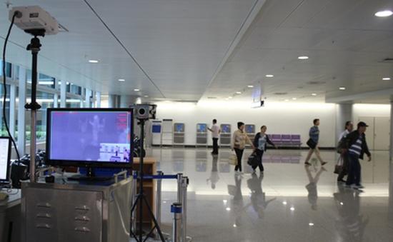 Dịch Ebola: Bộ Y tế triển khai tờ khai hải quan và kiểm dịch y tế tại sân bay Nội Bài
