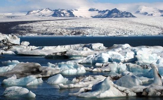 Tuyệt đẹp đầm phá sông băng Jokulsarlon ở Iceland