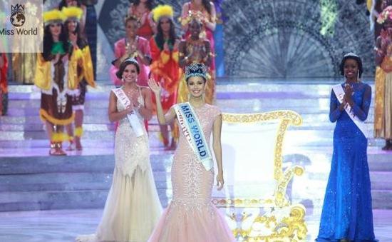 Nhan sắc Philippines đăng quang Hoa hậu thế giới 2013