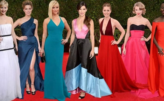 """Dàn sao Hollywood bắt mắt trên thảm đỏ """"Quả cầu vàng 2014"""""""