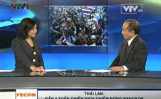"""""""Muốn ổn định Thái Lan cần đổi mới cơ chế bầu cử!"""""""