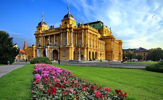 Top 20 điểm du lịch đẹp nhất Croatia (P2)