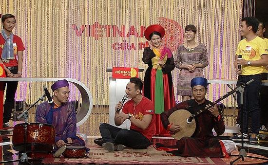 Việt Nam của tôi 2014: Sinh viên gặp khó với hát chầu văn (10h, 27/4, VTV3)
