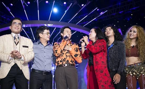 Gương mặt thân quen tập 6: GK Đức Huy mê mẩn giọng hát Ngân Quỳnh