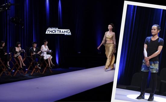 """Project Runway Vietnam 2014 tập 5: """"Bản sao Xuân Hinh"""" chia tay nhà chung"""