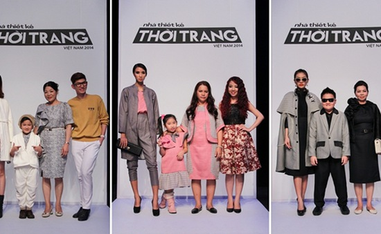 Bắt mắt BST thời trang Thu - Đông của top 7 Project Runway Vietnam 2014