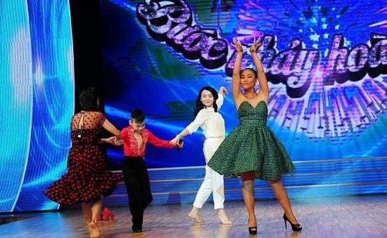 Bước nhảy hoàn vũ nhí - tập 2: GK đứng ngồi không yên vì các tài năng nhí (21h15, VTV3)