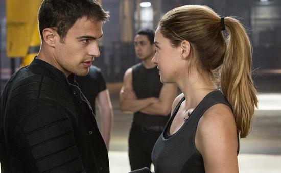 """""""Dị biệt"""" hứa hẹn sẽ hot như """"Hunger Games"""""""