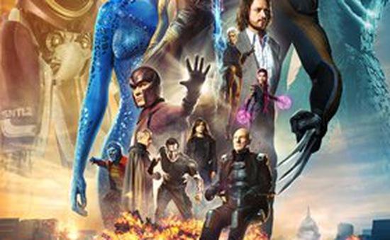 """Khởi chiếu """"X-Men: Ngày cũ của tương lai"""" tại Việt Nam"""