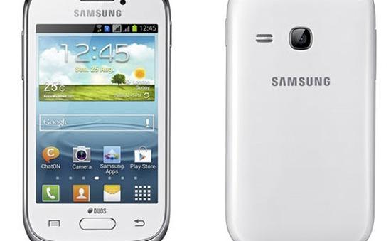 Samsung tấn công thị trường smartphone giá rẻ