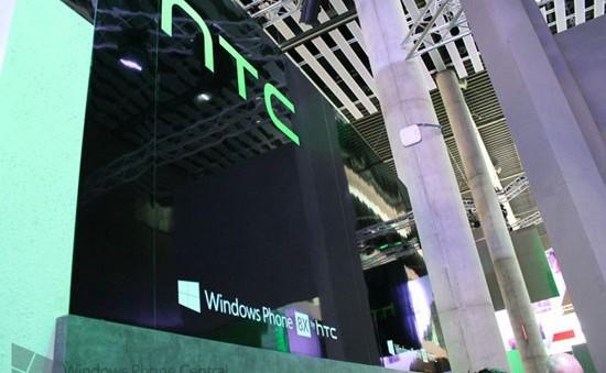 HTC đang sản xuất máy tính bảng Windows 8?