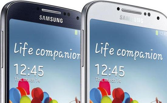Galaxy S4 có nhiều mức giá khác nhau