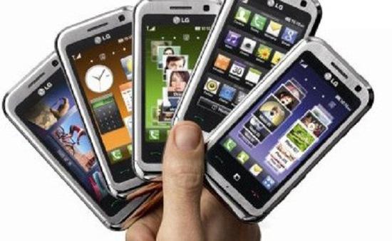 Doanh số bán smartphone LG cao chưa từng có