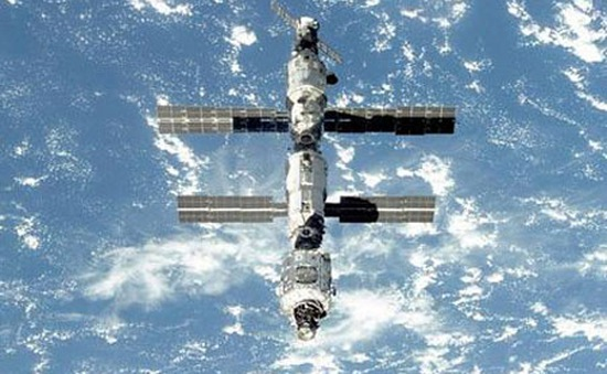 Rò rỉ amoniac trên trạm vũ trụ quốc tế