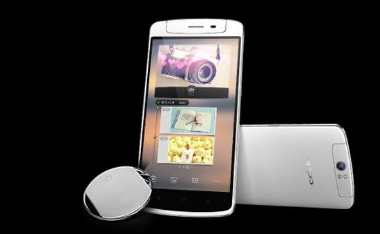 Smartphone Android đầu tiên có camera xoay ra mắt tại Việt Nam