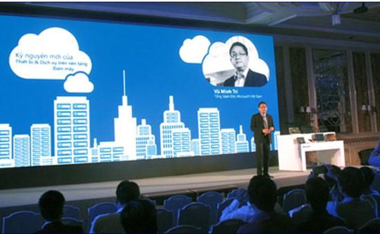 """Techdays 2013: """"Sức mạnh từ đám mây"""""""
