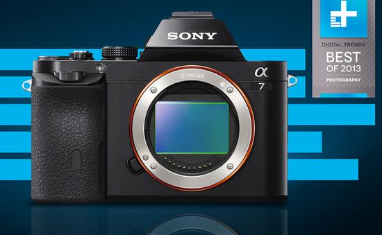Máy chụp ảnh của năm: Sony Alpha A7