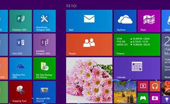 DiCentral và Microsoft hợp tác triển khai Windows 8.1