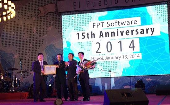 DN phần mềm Việt Nam đầu tiên đạt mốc 100 triệu USD