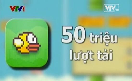 Flappy Bird vẫn kiếm bội tiền sau khi bị dỡ bỏ