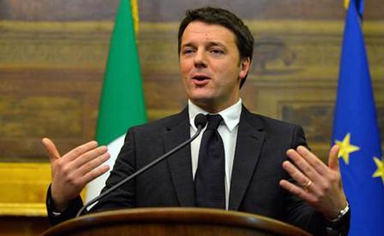 Ông Matteo Renzi nhậm chức Thủ tướng Italy