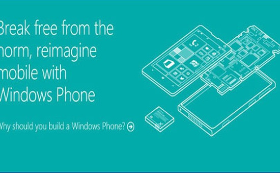 Microsoft giới thiệu 9 đối tác Windows Phone mới