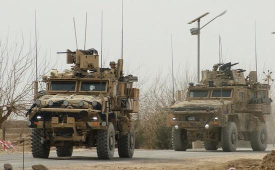 NATO tuyên bố tăng cường hiện diện quân sự tại Đông Âu