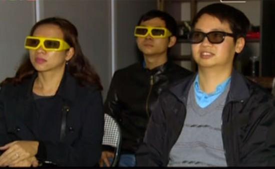 Nội địa hóa hệ thống chiếu phim 3D kinh phí thấp