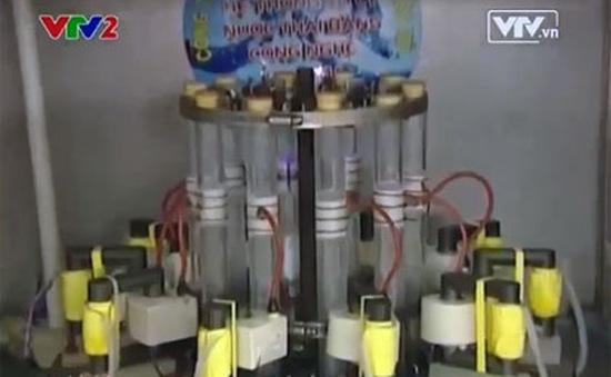 Xử lý nước thải y tế bằng công nghệ Plasma