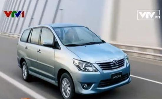 15/5: Toyota Việt Nam bắt đầu chiến dịch triệu hồi xe