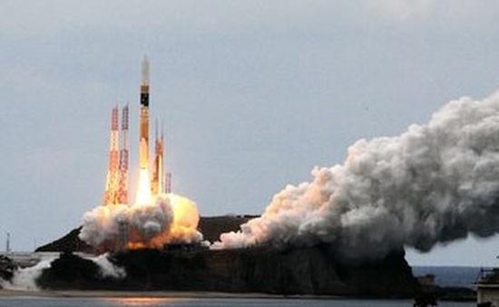 Nhật Bản phóng thành công vệ tinh quan sát mặt đất