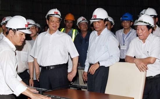Thủ tướng yêu cầu đảm bảo tiến độ dự án Nhà Quốc hội