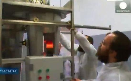 Phát triển thành công hệ thống bóc tách màng vỏ trứng