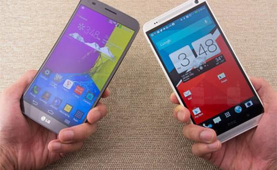 5 bất tiện gây khó chịu của smartphone màn hình lớn