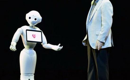 Robot có khả năng học hỏi và biểu lộ cảm xúc