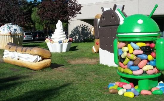 Phiên bản Android nào đang được sử dụng nhiều nhất?