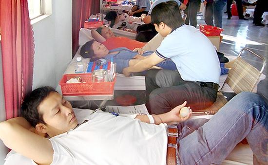 Tôn vinh 100 người hiến máu tiêu biểu Việt Nam