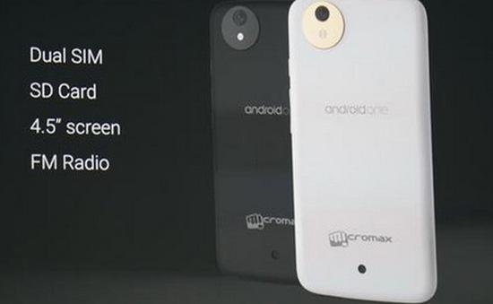 Google hướng đến hàng tỷ người dùng với điện thoại thông minh giá rẻ