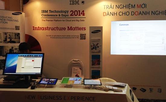 Triển lãm Công nghệ IBM 2014: Hạ tầng luôn luôn quan trọng