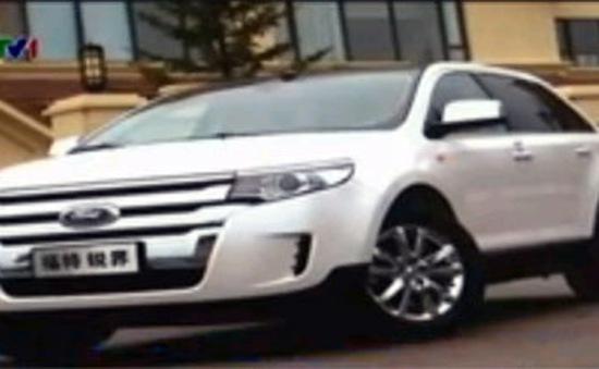 Ford thu hồi hơn 25.000 xe tại Trung Quốc do lỗi lắp ráp