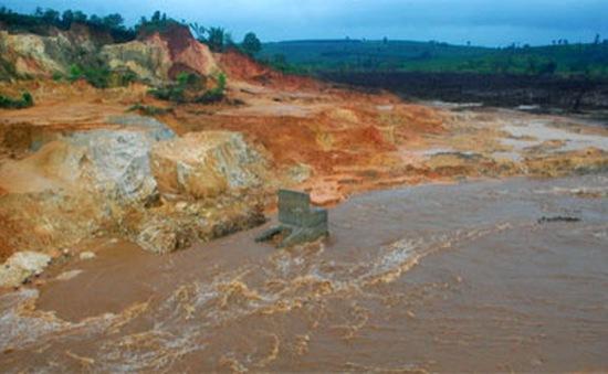 Khắc phục sự cố vỡ đập thủy điện Ia Krêl, Gia Lai
