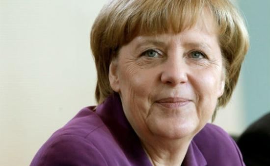 Bà Merkel vẫn là người phụ nữ quyền lực nhất thế giới
